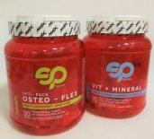 OPTI-PACK Osteo Flex +Super Vit & Mineral Pack